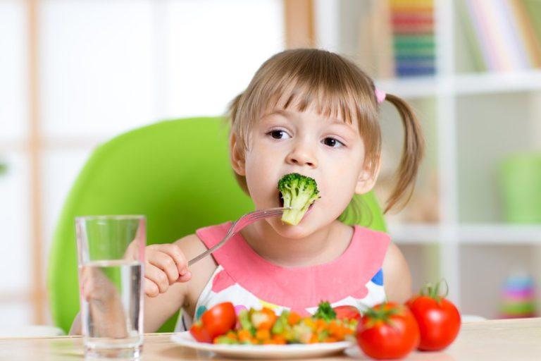 Детский диетолог