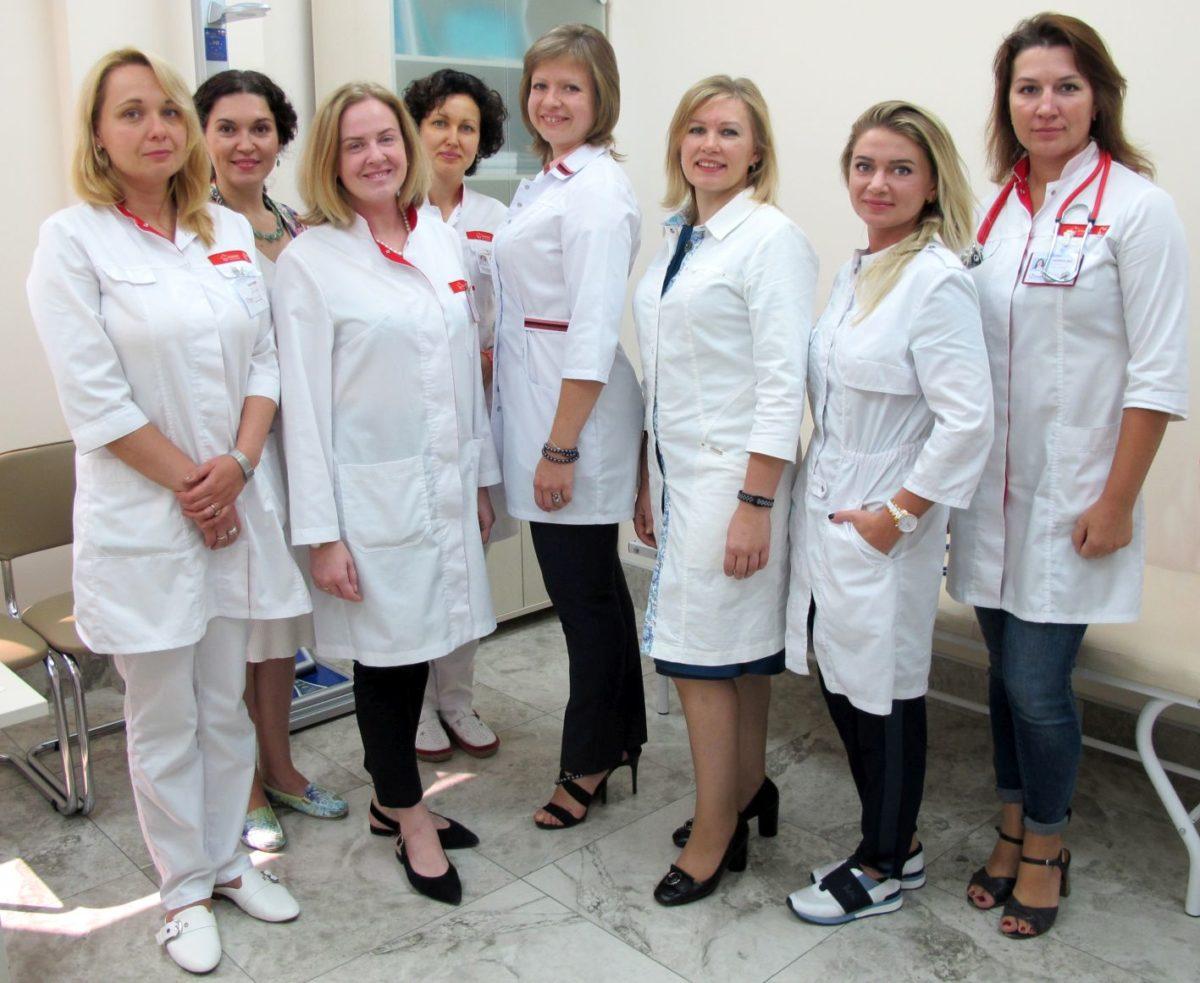 Семейные врачи «Олимпа Здоровья» прошли мастер-класс