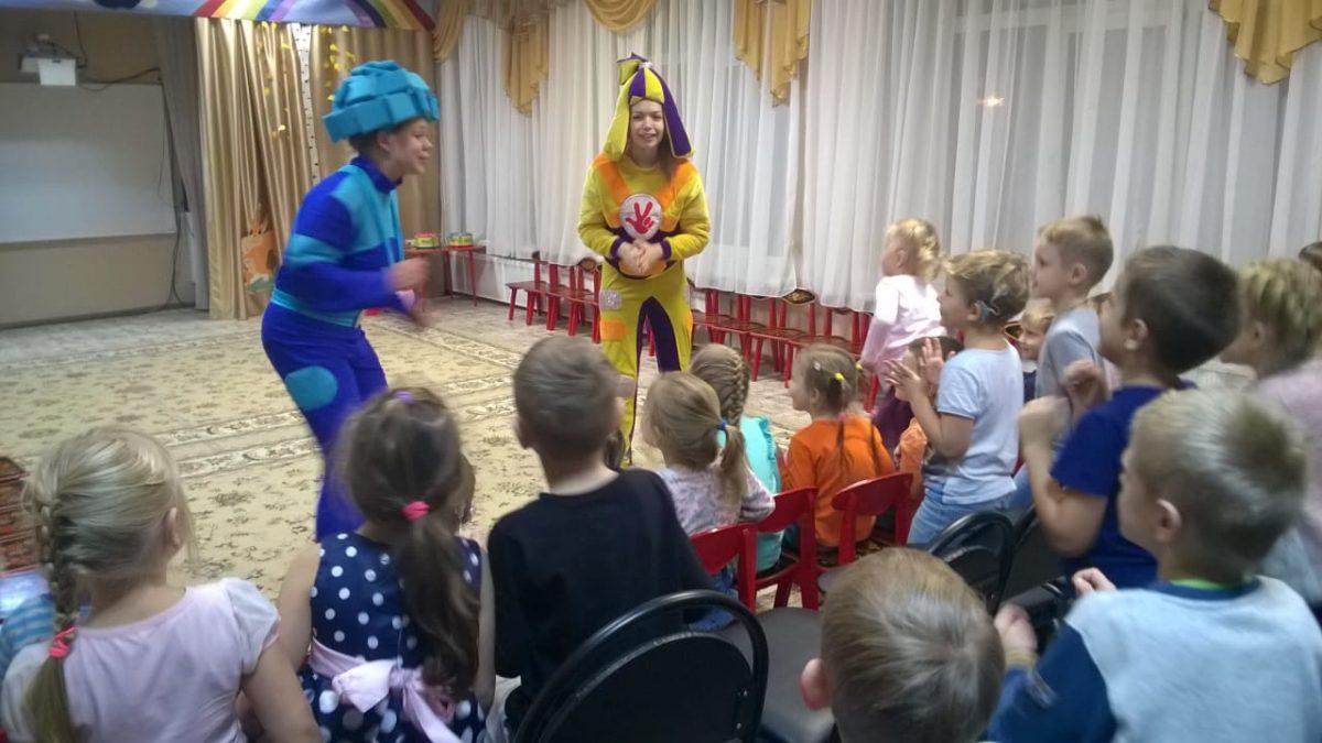 «Олимп Здоровья» проводит детские праздники здоровья