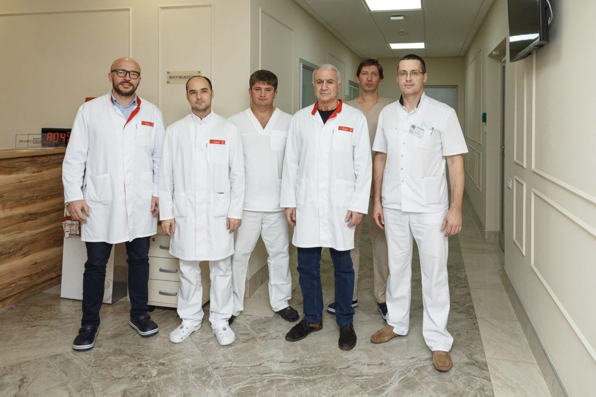 В «Олимпе Здоровья» провели операции холодноплазменной нуклеопластики
