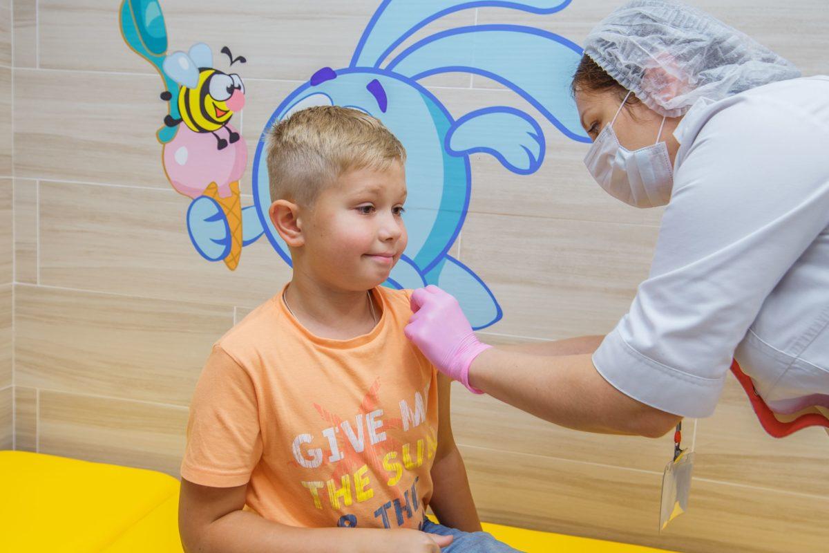 В «Олимпе Здоровья» можно пройти вакцинацию от кори, краснухи и паротита