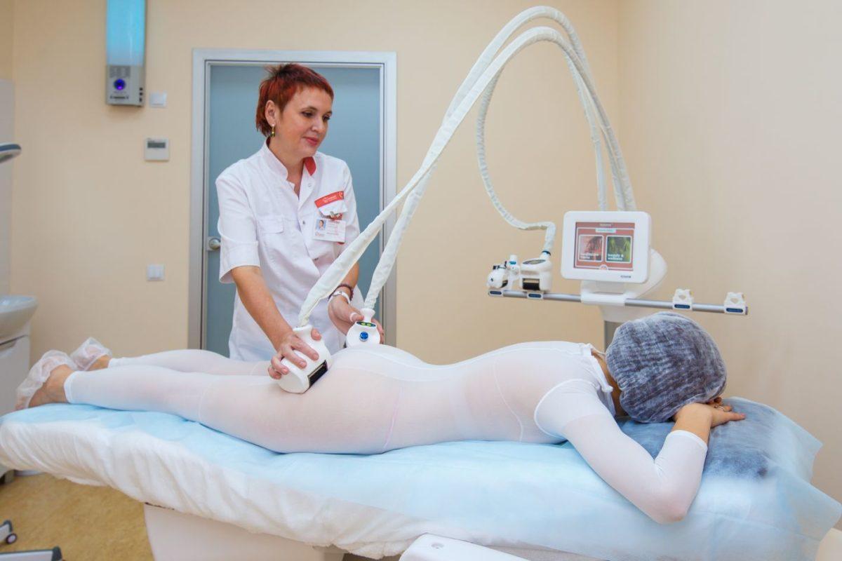 В «Олимп Здоровья» – на «лазерный» массаж