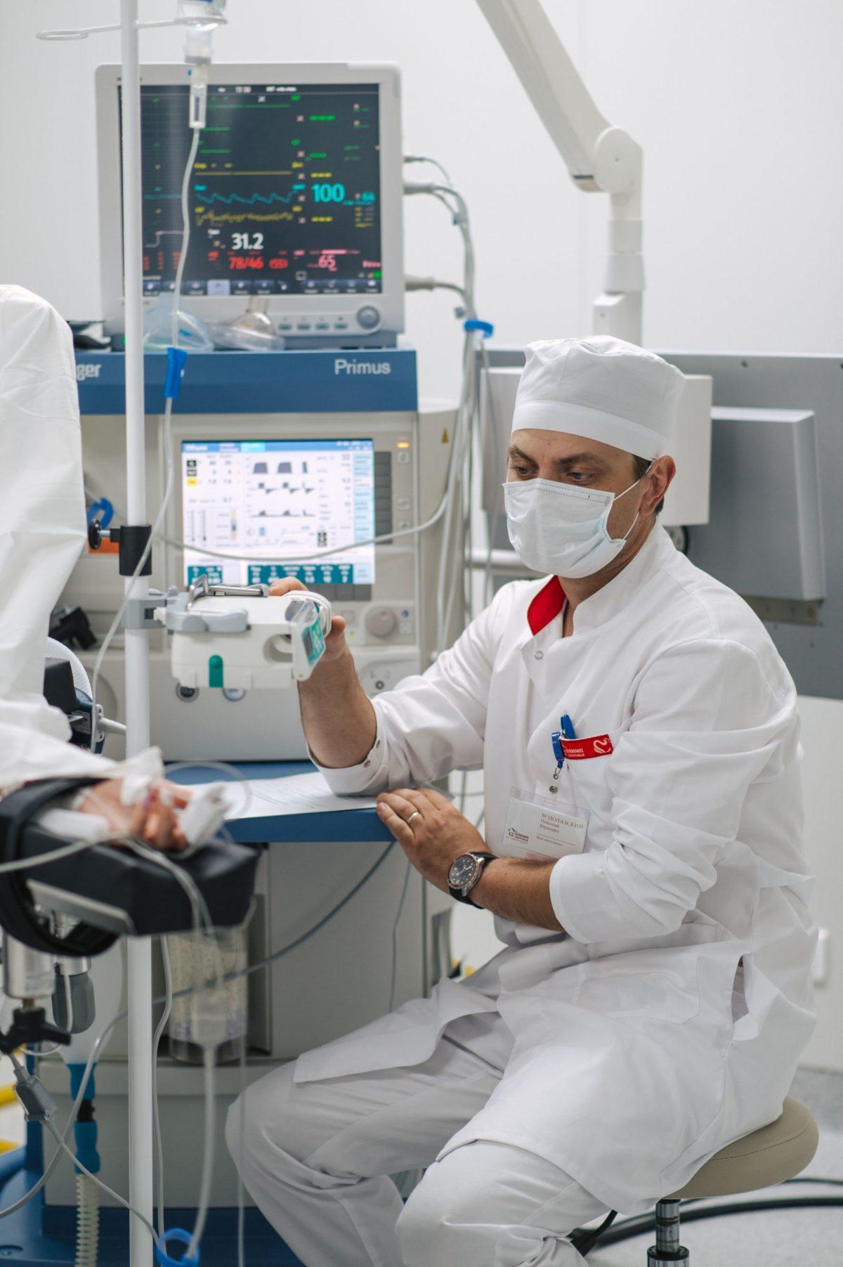 В «Олимпе Здоровья» используют новейшие виды обезболивания