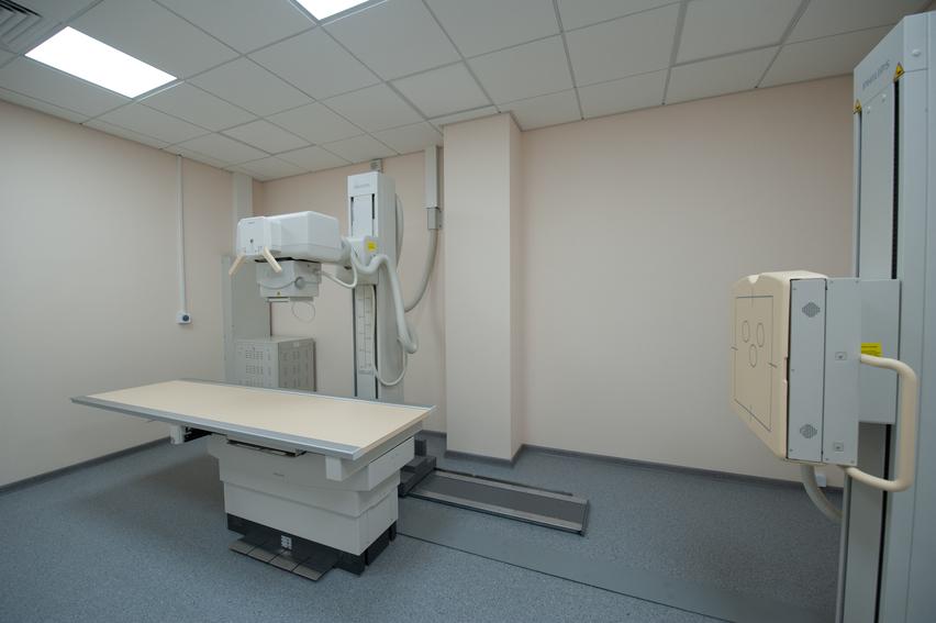 Обследование с помощью рентгена