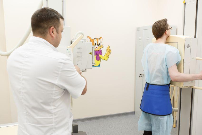 В «Олимпе Здоровья» поможет пройти раннюю диагностику туберкулеза и рака легкого