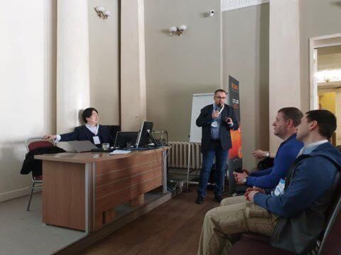 Врач-хирург «Олимпа Здоровья» принял участие в конференции