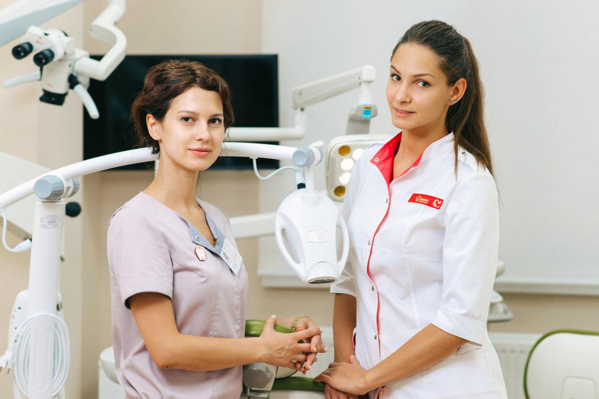 Отделение косметологии и стоматологии в выходные дни
