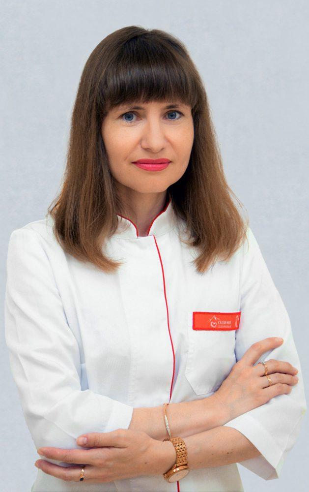 Полякова Наталья Викторовна