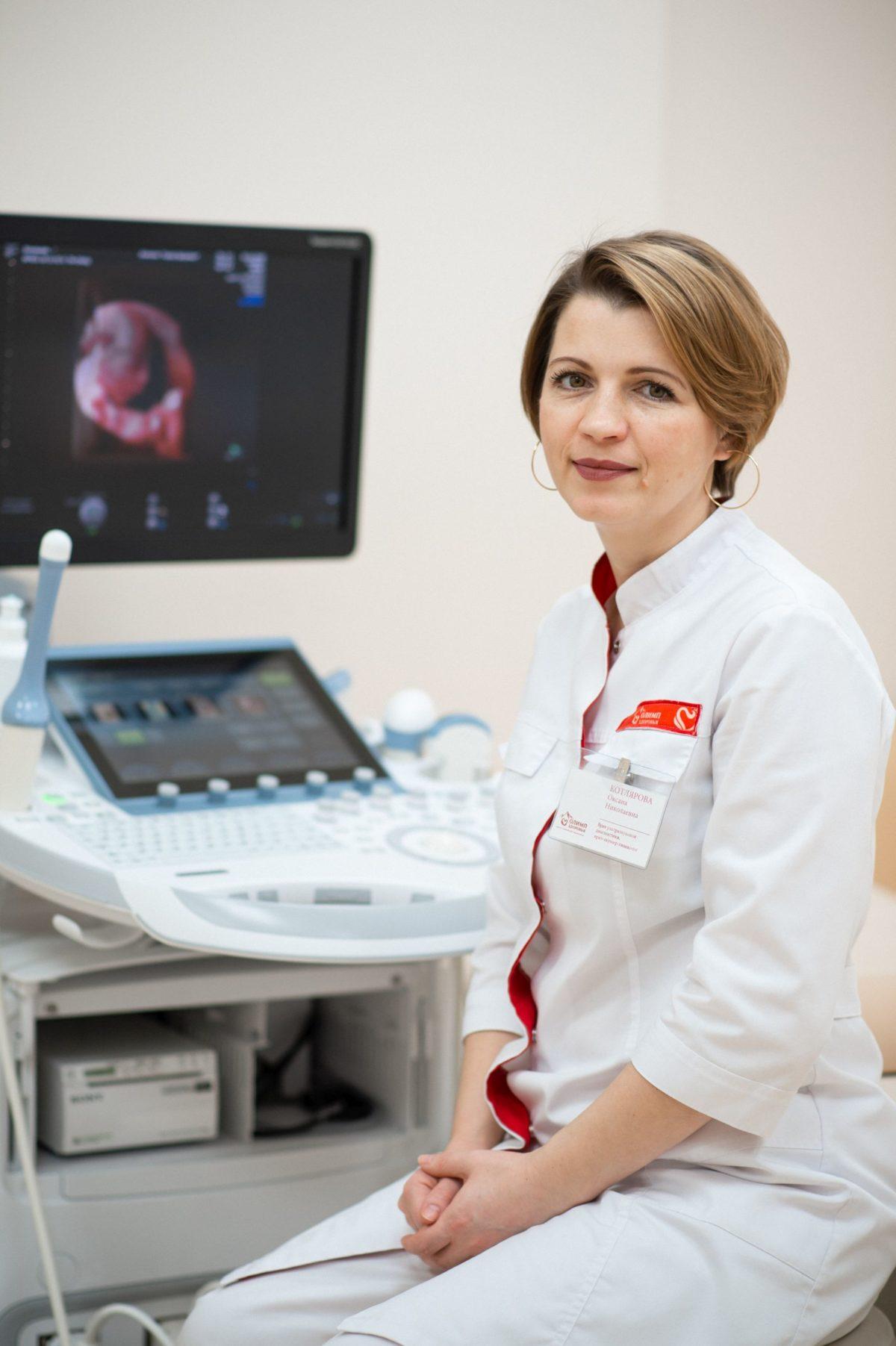Для ранней диагностики рака груди в «Олимпе Здоровья» применяют ультразвуковую эластографию
