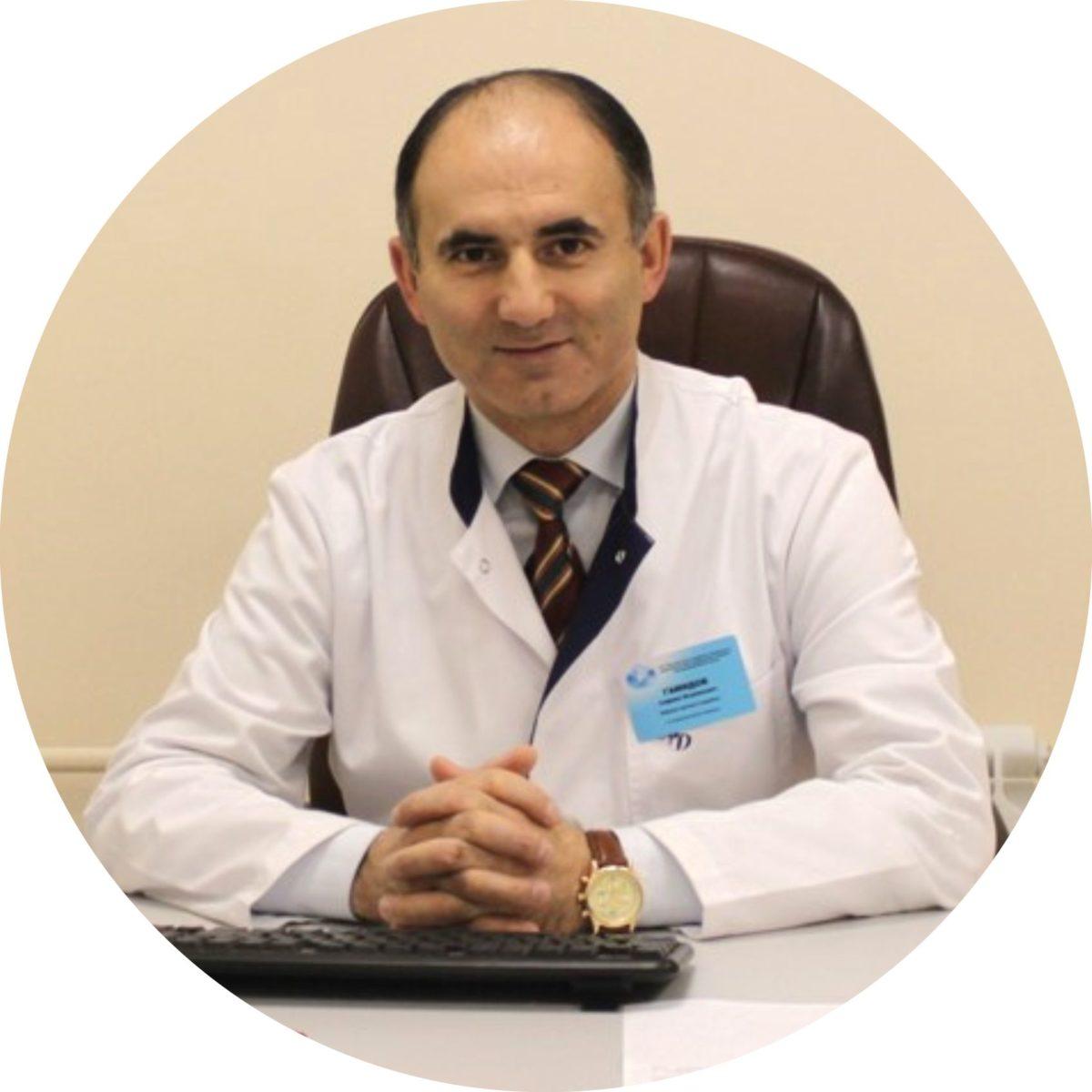 «Олимп Здоровья» приглашает на консультацию уролога-андролога Сафара Гамидова