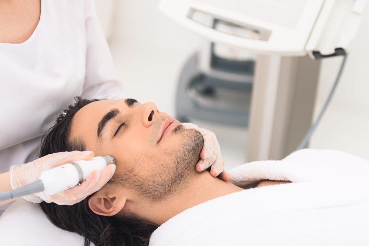 Косметология для мужчин в Центре семейной медицины «Олимп Здоровья»