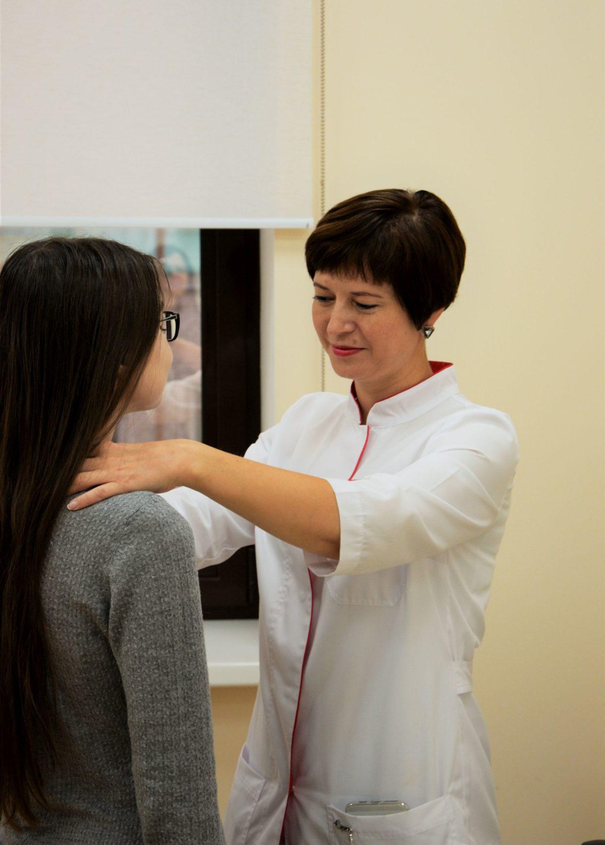 В «Олимпе Здоровья» открыт прием врача-эндокринолога Елены Киселевой