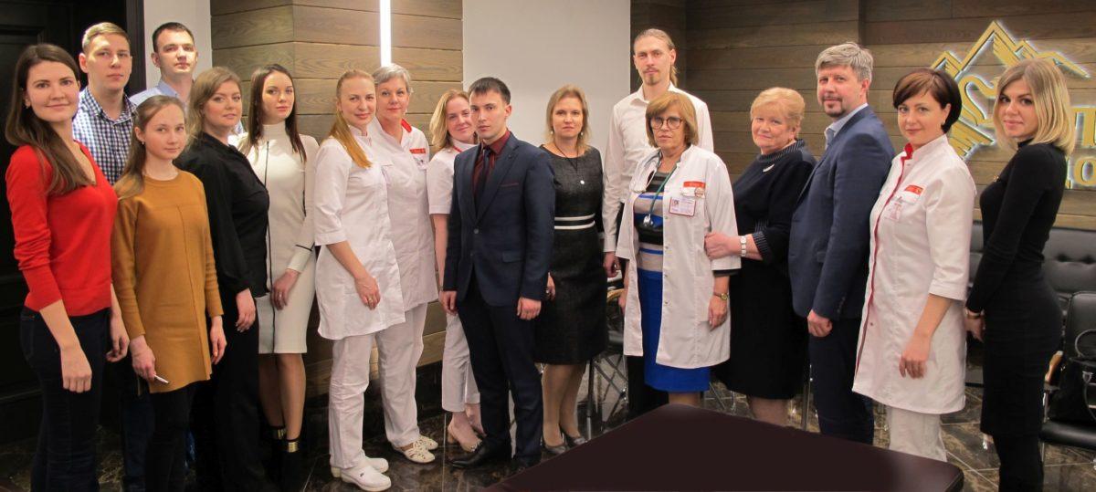В «Олимпе Здоровья» прошел финал программы поддержки талантливых молодых врачей