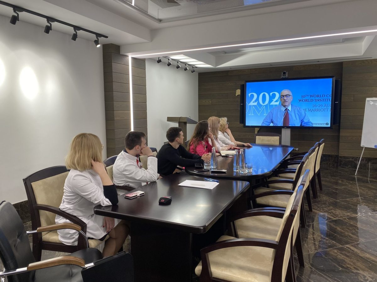 Центр семейной медицины «Олимп Здоровья» выступил партнером первой Интерактивной on-line конференции «Manage Pain Digital»