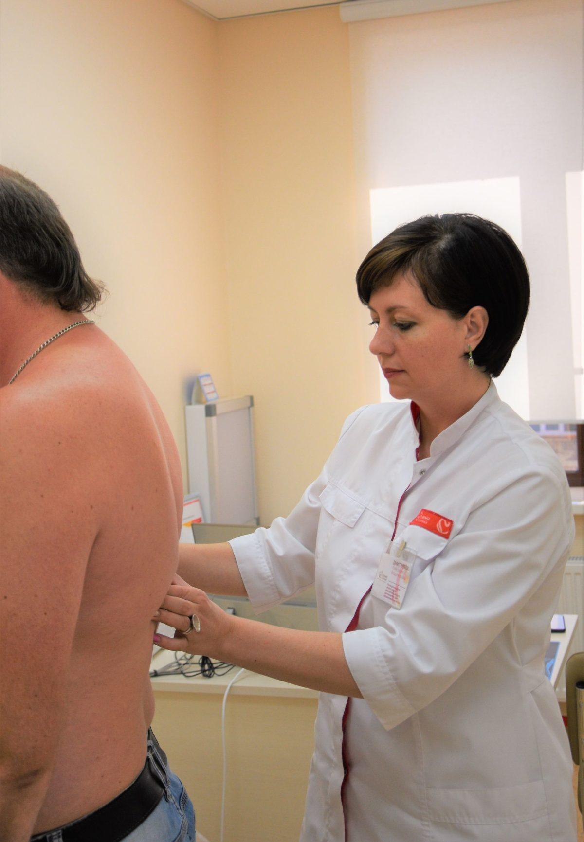 В «Олимпе Здоровья» применяется комплексный подход к лечению боли