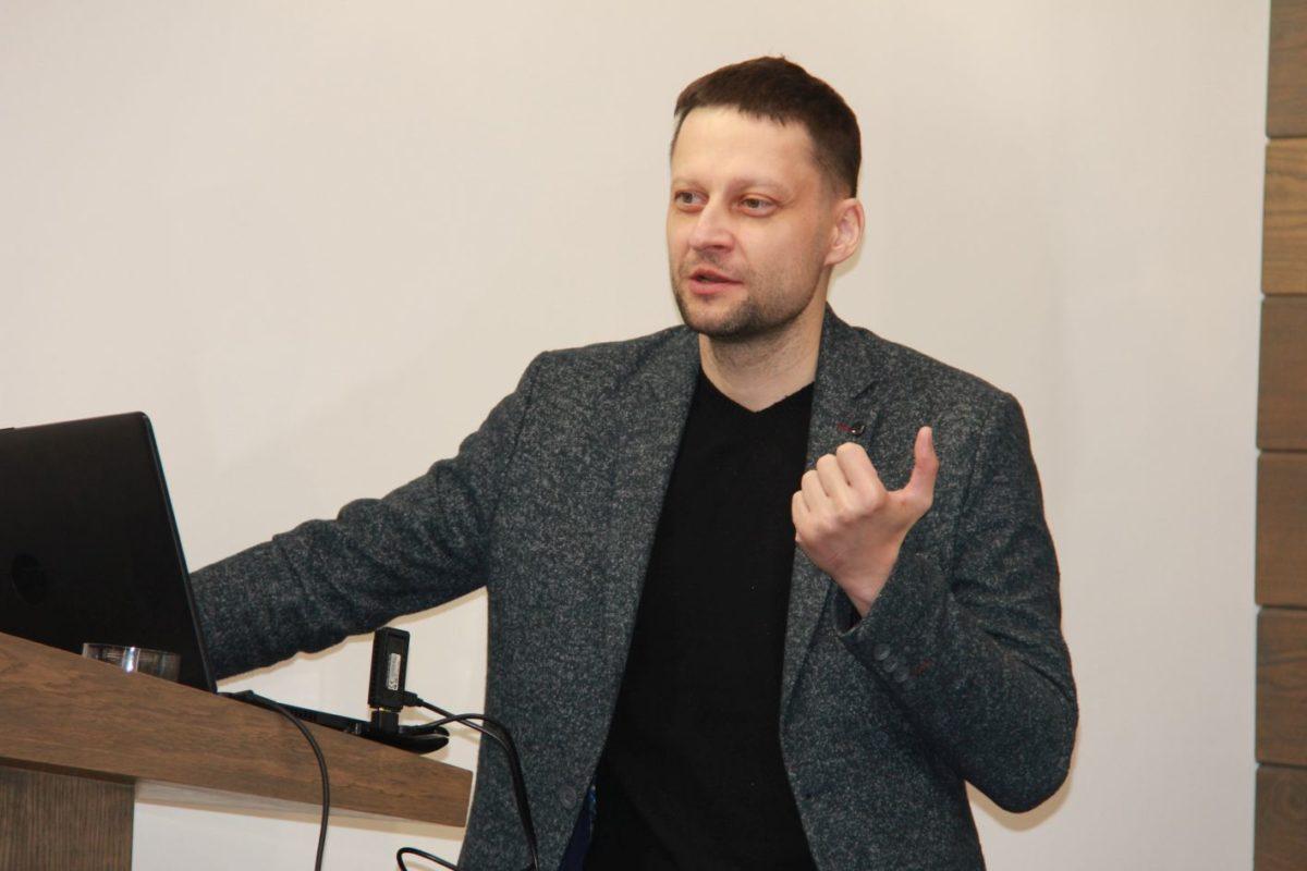 В «Олимпе Здоровья» выступил хирург-онколог Андрей Павленко