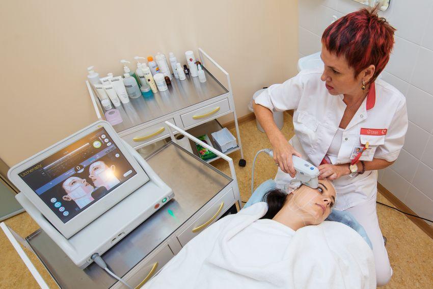 «Олимп Здоровья» предлагает безоперационный SMAS-лифтинг на аппарате Ulthera System