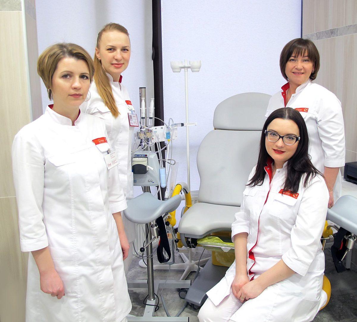 В «Олимпе Здоровья» действует урогинекологический центр