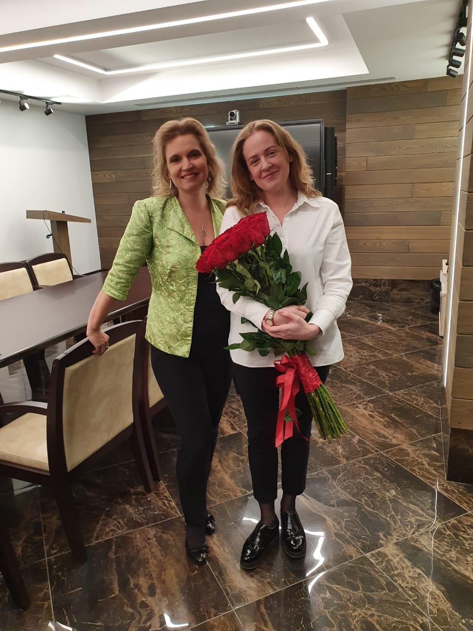 Кудашова Евгения Александровна стала победителем в специализации «Здравоохранение», суперфиналистом конкурса управленцев «Лидеры России 2020».