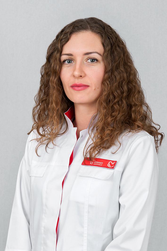 Бабичева Елена Сергеевна