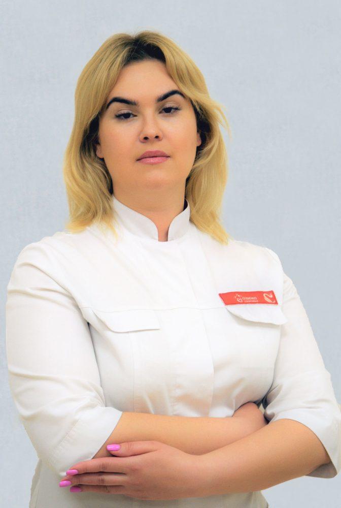 Бобович Юлия Сергеевна