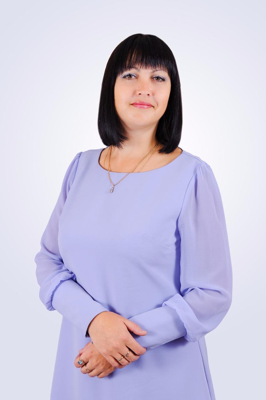 Чупеева Ольга Евгеньевна