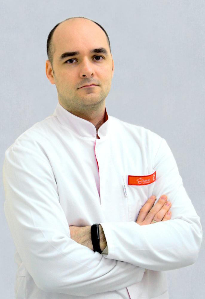 Казаков Дмитрий Михайлович