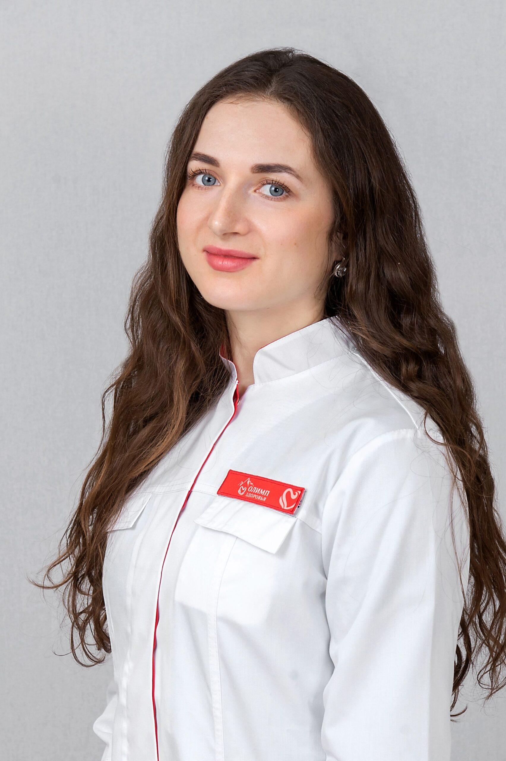 Доброва Юлия Александровна