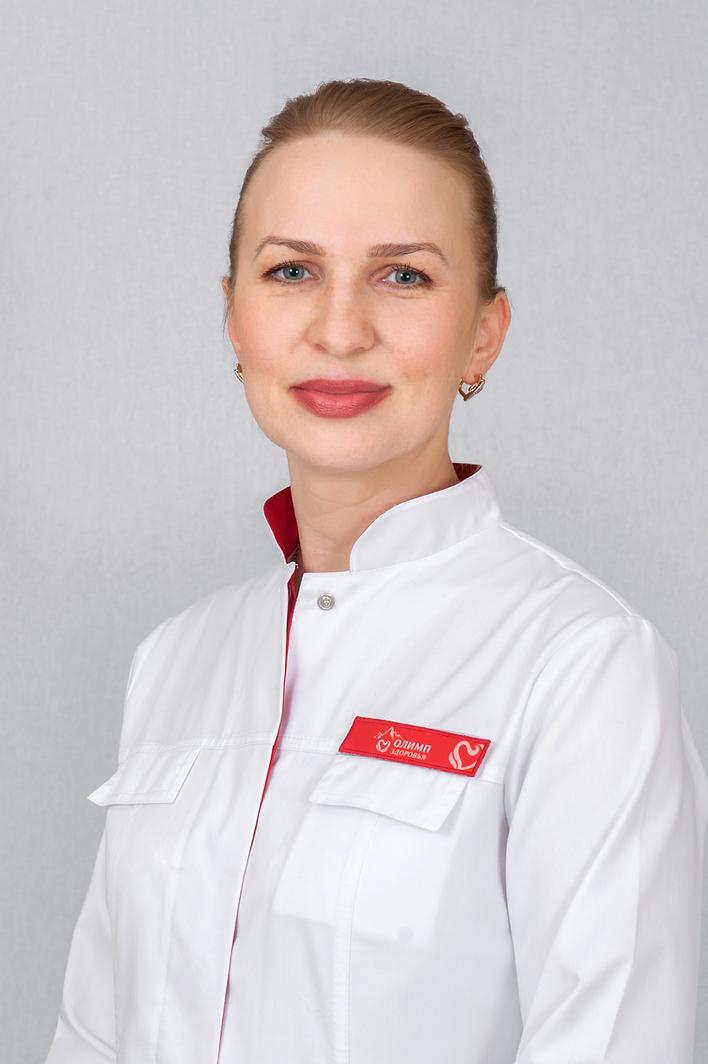 Аносова Юлия Александровна