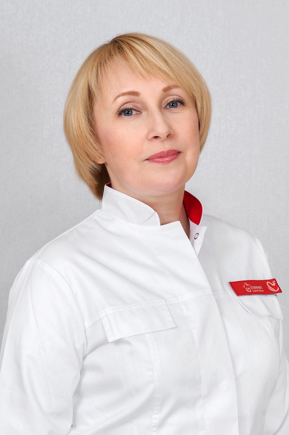 Брежнева Наталья Владимировна