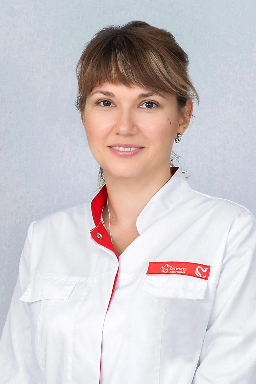 Филатова Ольга Сергеевна