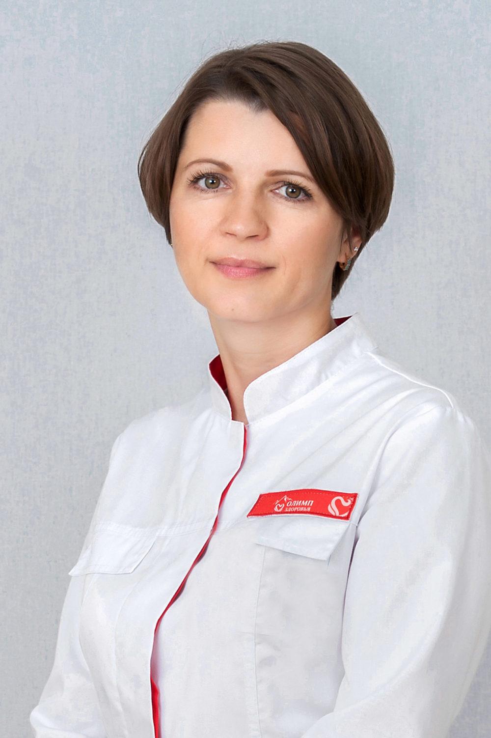 Котлярова Оксана Николаевна