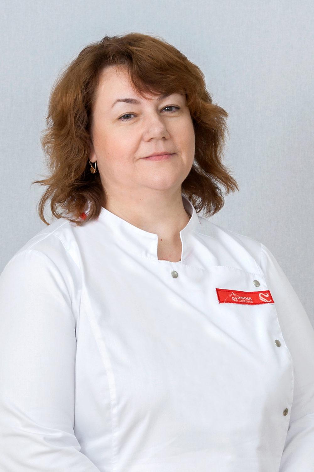 Белькова Елена Борисовна