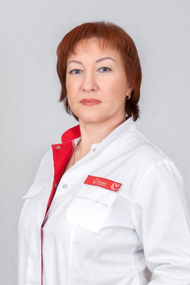 Евтухова Оксана Вячеславовна