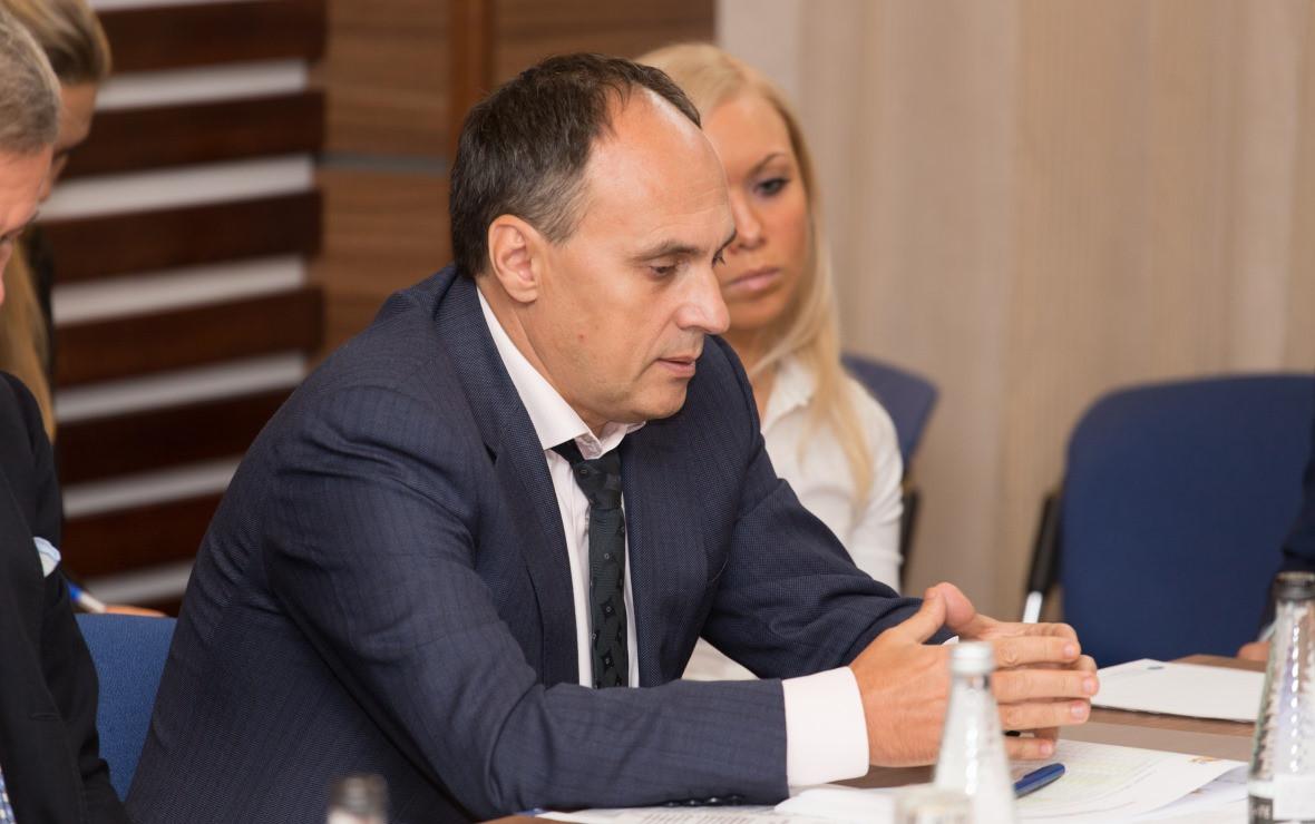 Эдуард Краснов: «Мы будем оценивать экономику в новых категориях»