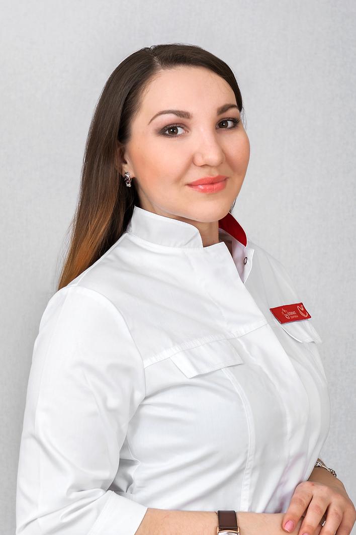 Лосева Алина Евгеньевна