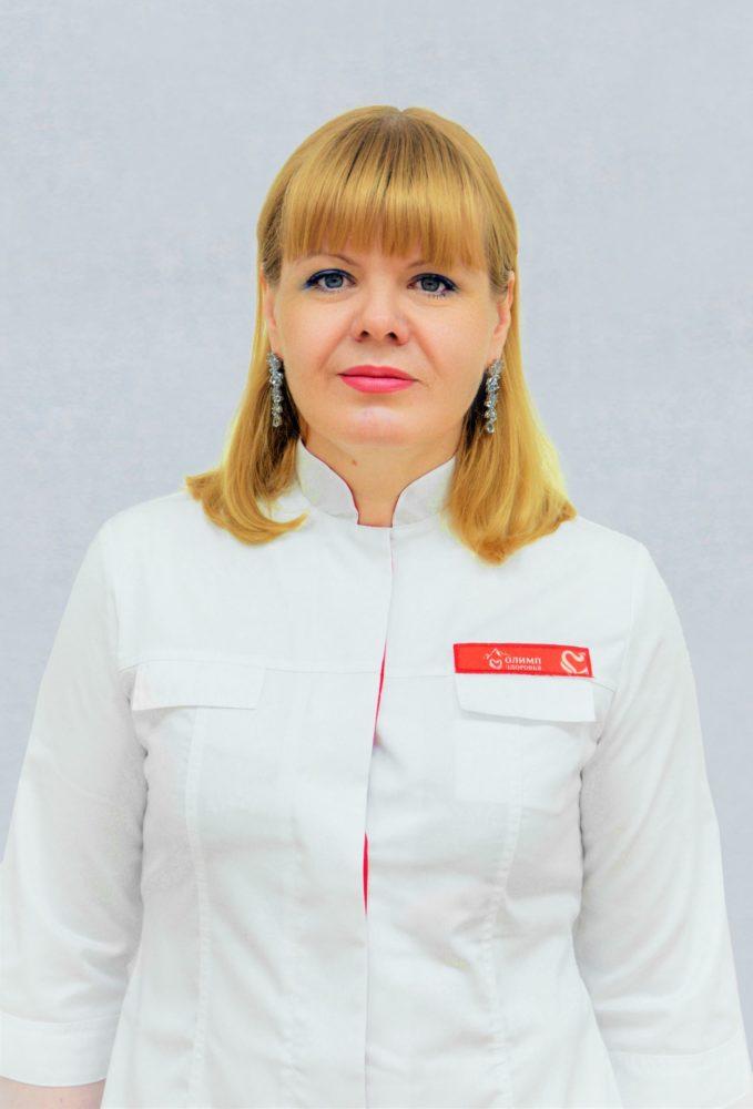 Головина Наталья Владимировна
