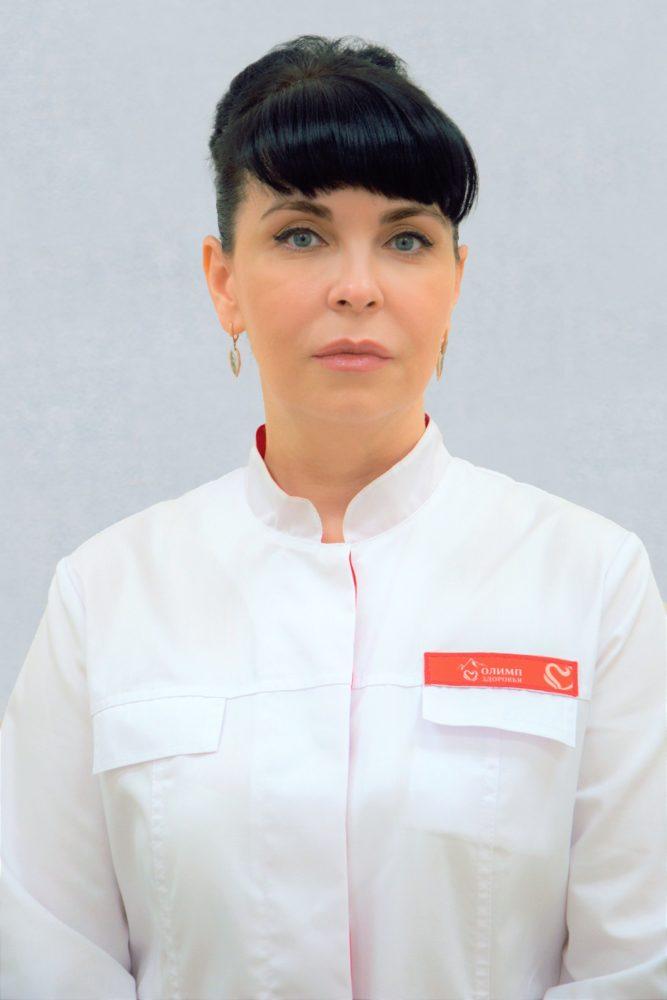 Окрачкова Ирина Викторовна