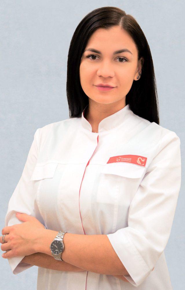 Севостьянова Ирина Владимировна