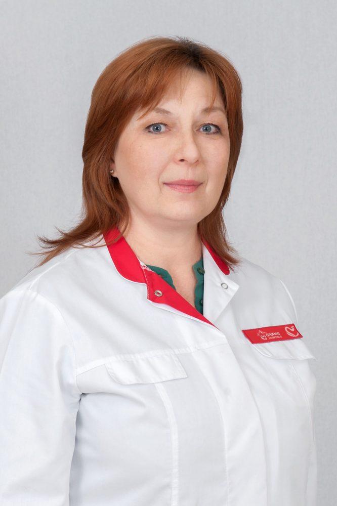 Стукалова Людмила Васильевна