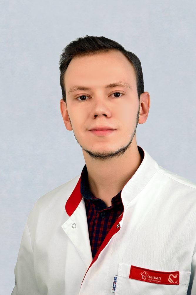 Суслов Евгений Вячеславович
