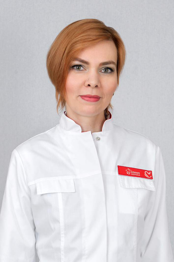 Воронина Елена Александровна