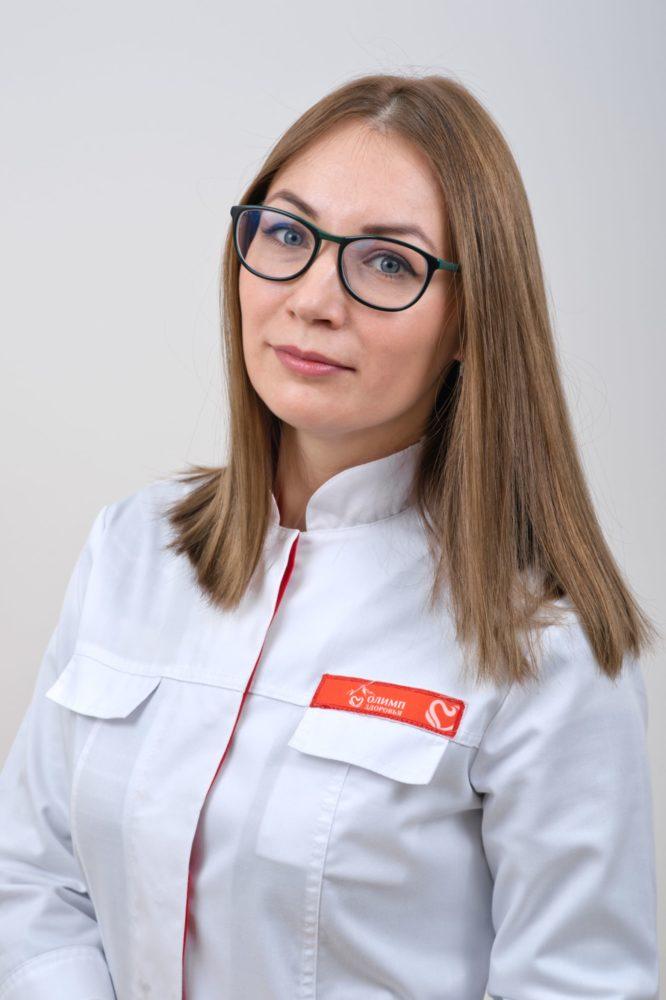 Попова Яна Константиновна