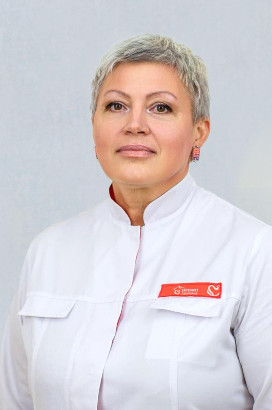 Яценко Елена Николаевна