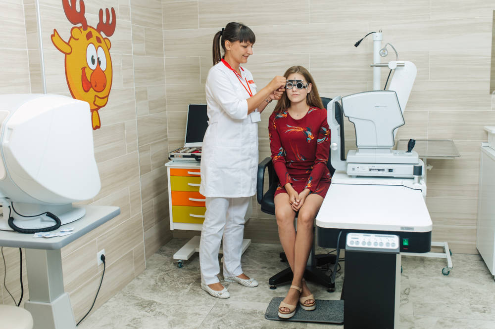 Офтальмолог
