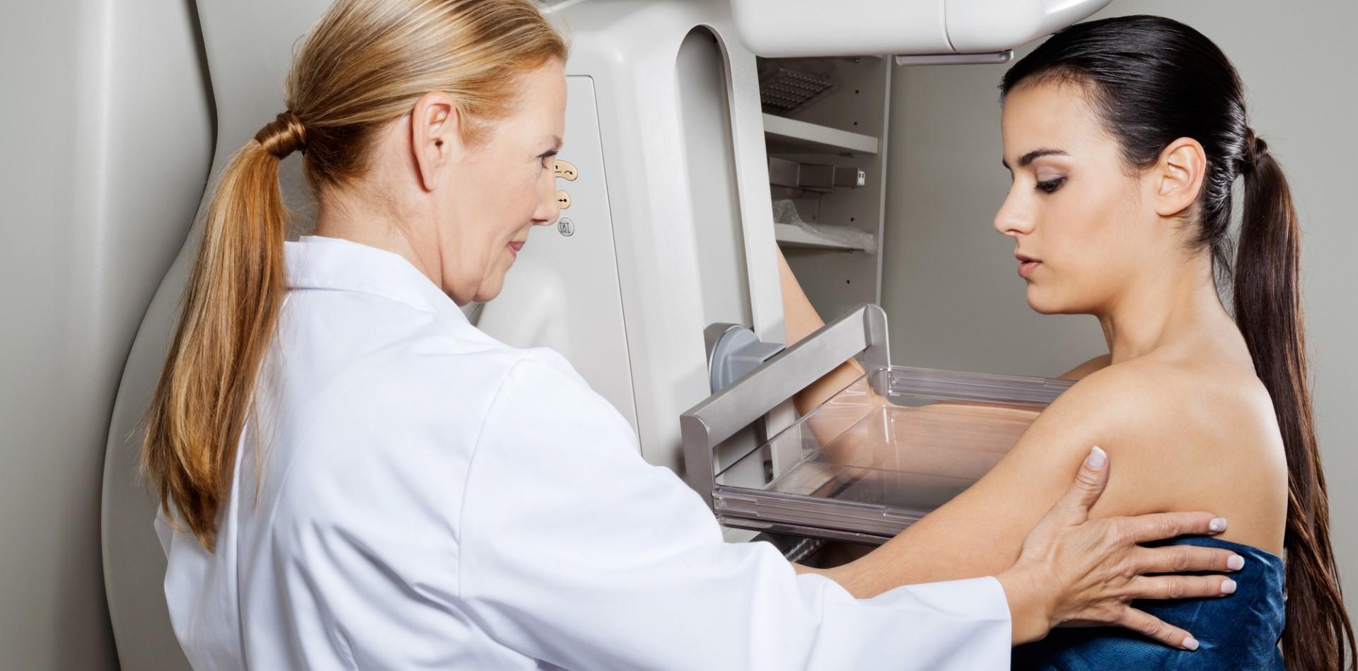 Маммографический этюд в мягких тонах
