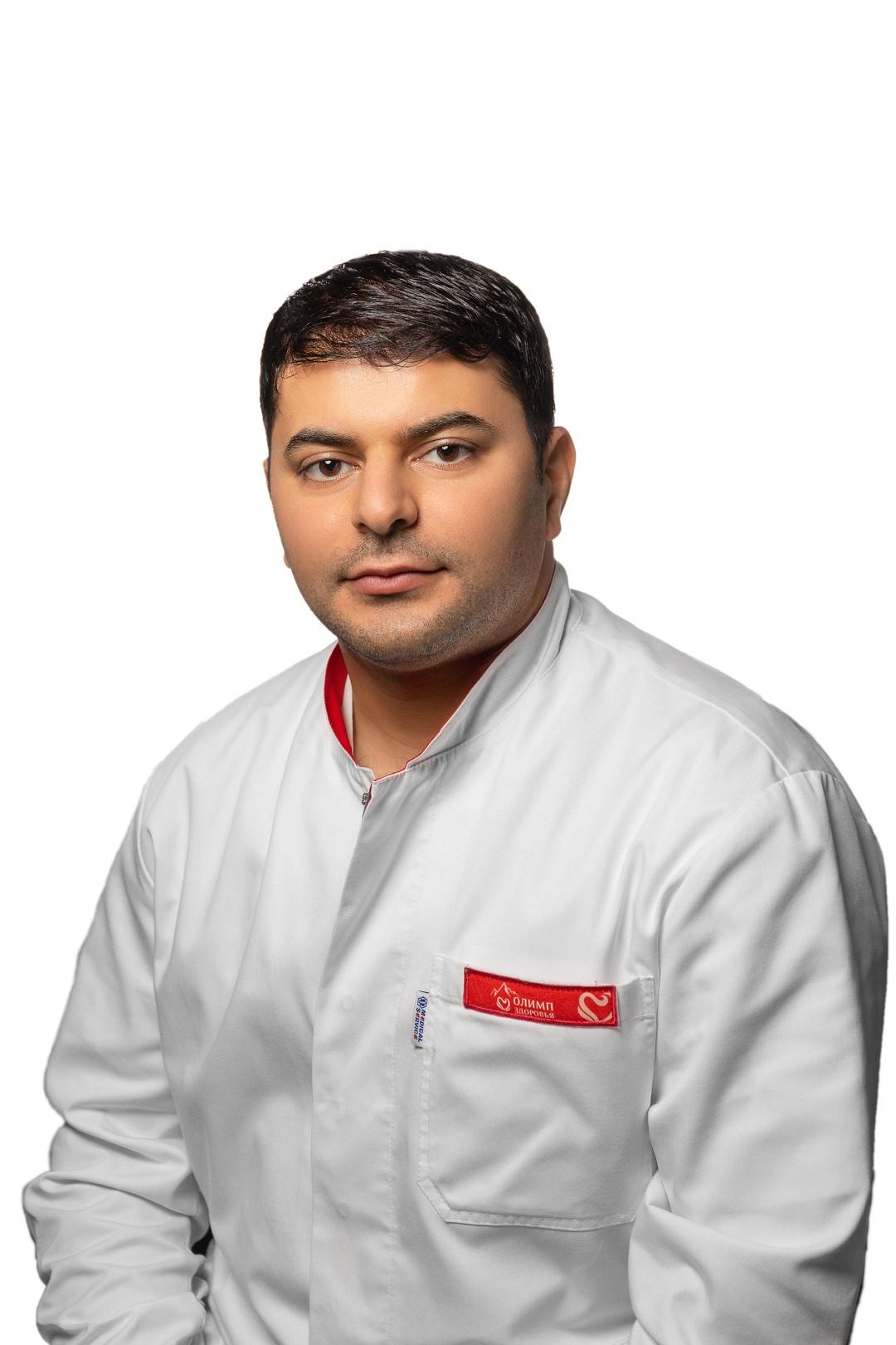 Гасанов Натиг Гасанович