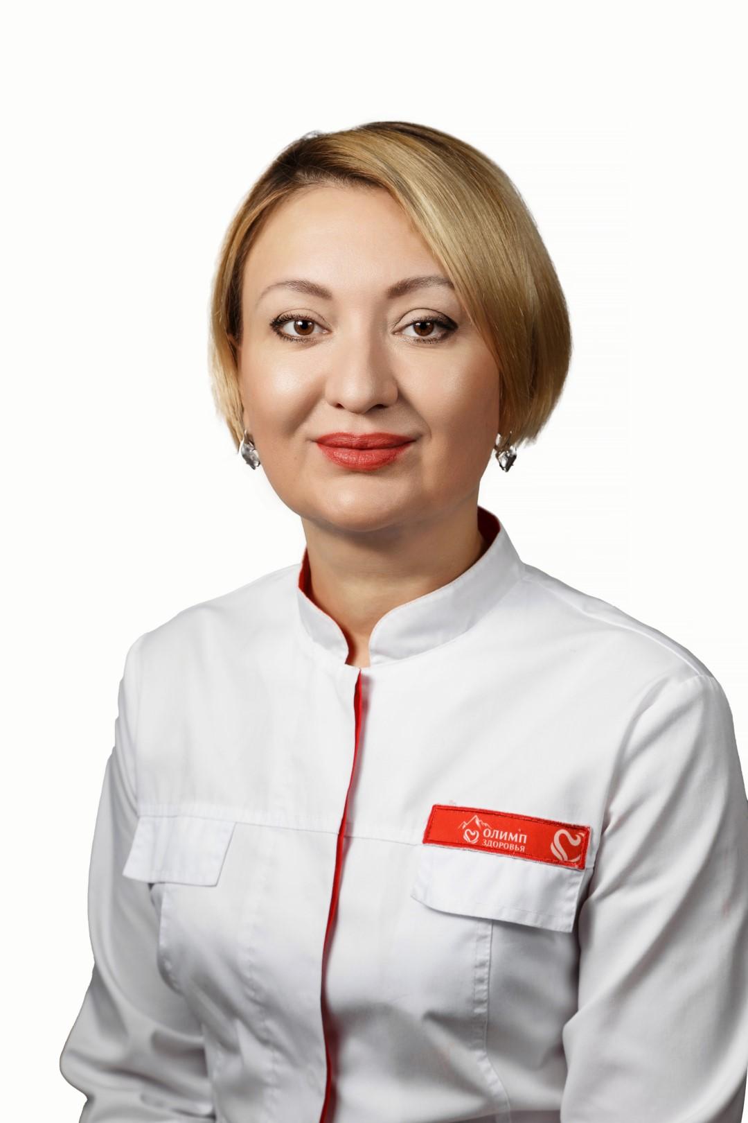 Шестакова Наталия Михайловна