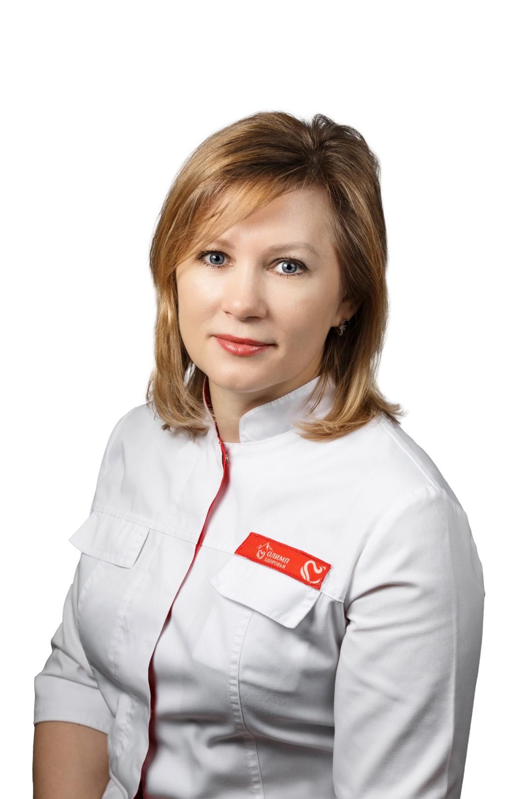 Трибунцева Людмила Васильевна