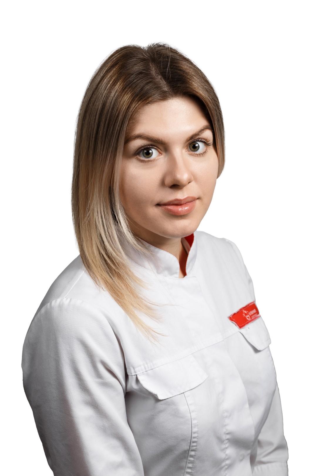 Зацепина Екатерина Александровна